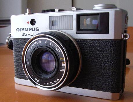 OYMPUS 35RC