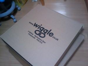 Wiggleの箱